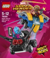 Lego, MIGHTY MICROS, DC Universe Super Heroes™ (76090)