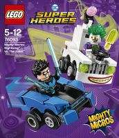 Lego, MIGHTY MICROS, DC Universe Super Heroes™ (76093)