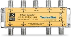 TechniSat 0000/3110 - F - 122 x 29 x 44 mm - 500 g