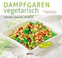 """Miele KBDGV Kochbuch """"Dampfgaren vegetarisch"""" (96112448)"""