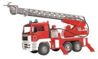MAN TGA Feuerwehr mit Drehleiter, Modellfahrzeug
