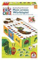 WÜRFELSPIEL-KL. RAUPE NIMMERSATT 40575