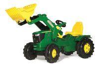 Rolly Toys TRAKTOR JOHN DEERE 6210R + FRONTLADER