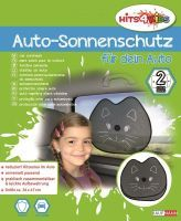 AUTO-SONNENSCHUTZ SCHWARZ/WEISS