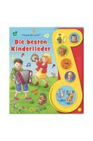 KINDERBUCH 6-BUTTON-M.SOUND LIEDERBUCH