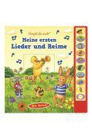 KINDERBUCH ERSTE LIEDER+REIME M. SOUND