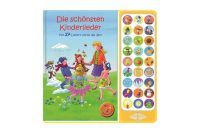 KINDERBUCH 27-BUTTON M.SOUND KINDERLIED.