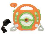 AV-CD-PLAYER DIGITAL M.2MIKROF+USB+ADAPT