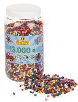 HAMA PERLEN IN DOSE 13000 PERLEN 211