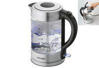CLOER 4429 Wasserkocher Glasbehälter 1,7l 2200 W edelstahl (4429)