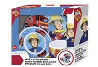 P:OS Frühstücksset Feuerwehrmann Sam 3teilig (27258088)