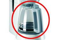 Melitta TYP 120 Ws-Grau Glaskanne ()