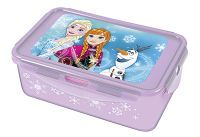 """P:OS Lunch To Go Box """"Frozen"""" mit 4 Clips und 2 Einsätzen (28680)"""
