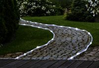 HI Solar-Lichterschlauch m.50 LED (70288)