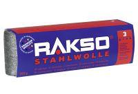 RAKSO Stahlwolle grob 3 200 g