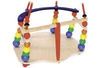 Spielzeug Babyschaukel de luxe (31103)