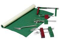 BUCHHOLZ Besteckhalter für 64 Teile 70x45cm grün ()