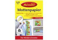 AEROXON Mottenpapier 10 Stück (45442)