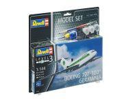 REVELL MODEL BOEING 727 GERMANI 63946