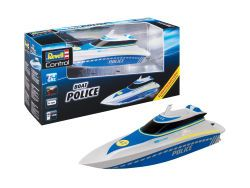 """Revell RC Boat """"WATER POLICE"""" (24138)"""