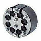 Dietzel Ringraumdichtung für 8 Kabel Ø 4 - 16,5 mm
