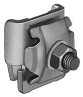 Falzklemme St/tZn Klemmbereich 0,7-8mm