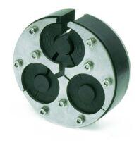 Dietzel Ringraumdichtung für 3 Kabel Ø 22 - 54 mm