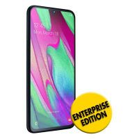 Samsung Mobile Samsung Galaxy A40 Enterprise Edition -  (SM-A405FZKDE34)
