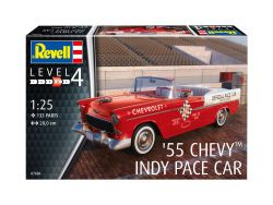 Revell 1955 Chevy Indy Pace Car 1:25  (07686)