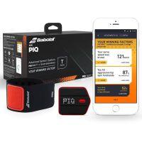 PIQ Tennis Set (Multisport Sensor + Tennis Zubehör)