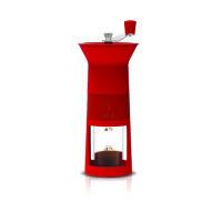 Bialetti Kaffeemühle händisch rot (DCDESIGN02)