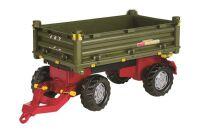 Rolly Toys TRAKTORANHÄNGER 2-ACHSIG 125005