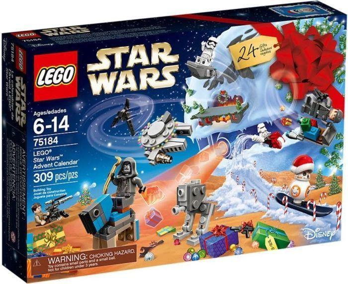 LEGO Adventskalender StarWars 2017 Spielwaren 6 - 14 Jahre