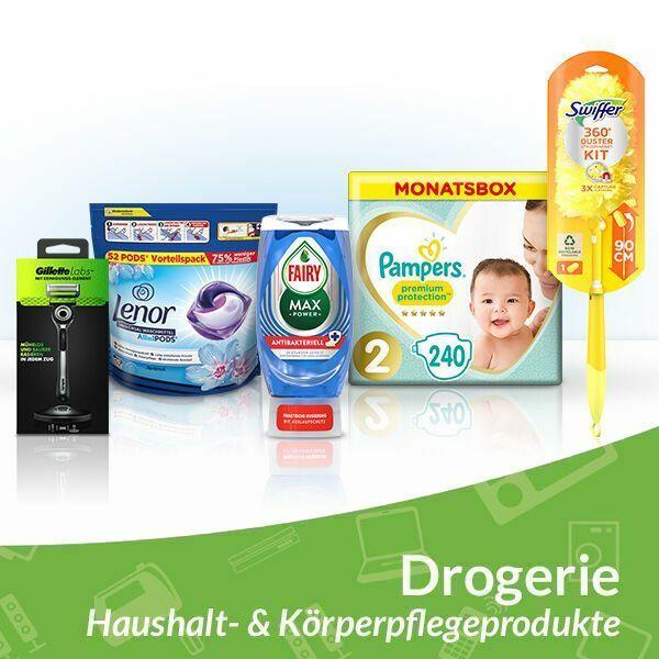 Drogerie & Körperpflege