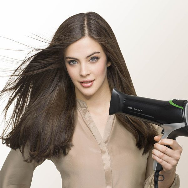 Braun Haartrockner