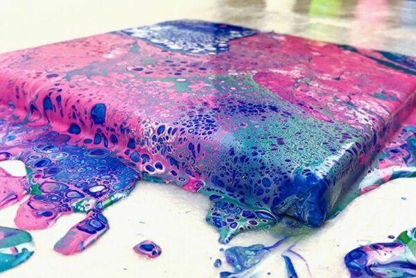 Künstler-Acrylfarben